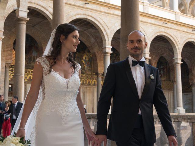 Il matrimonio di Mariano e Deborah a Palermo, Palermo 50