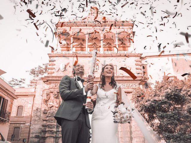 Il matrimonio di Mariano e Deborah a Palermo, Palermo 53