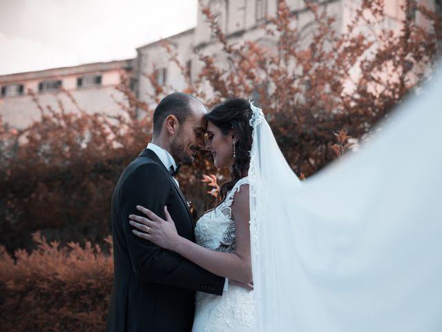 Le nozze di Deborah e Mariano
