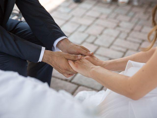 Il matrimonio di Emanuele e Monika a Brescia, Brescia 22