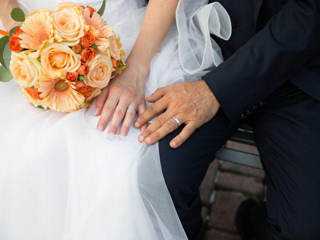 Il matrimonio di Emanuele e Monika a Brescia, Brescia 61