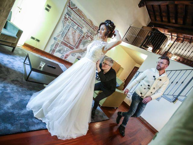 Il matrimonio di Roberto e Manuela a Cassano d'Adda, Milano 7