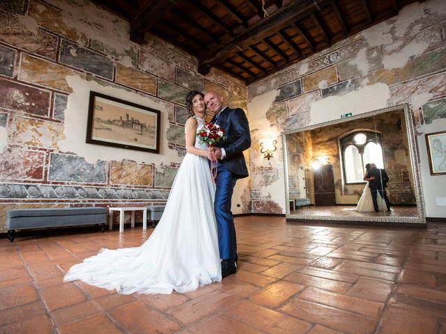 Il matrimonio di Roberto e Manuela a Cassano d'Adda, Milano 13