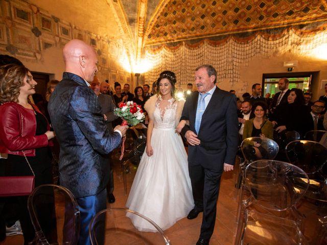 Il matrimonio di Roberto e Manuela a Cassano d'Adda, Milano 16