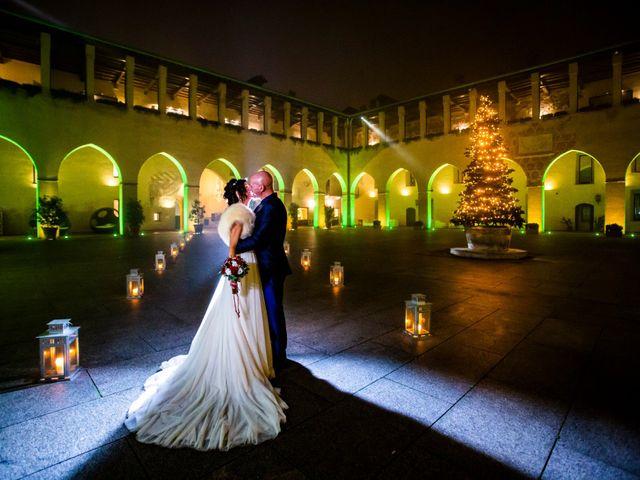 Il matrimonio di Roberto e Manuela a Cassano d'Adda, Milano 19