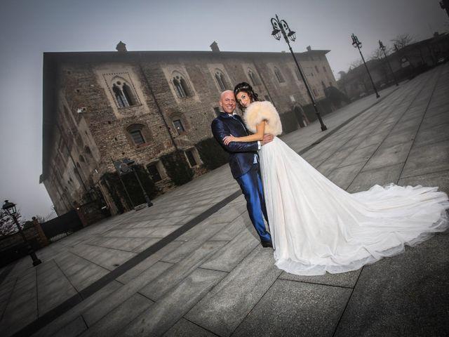 Il matrimonio di Roberto e Manuela a Cassano d'Adda, Milano 15