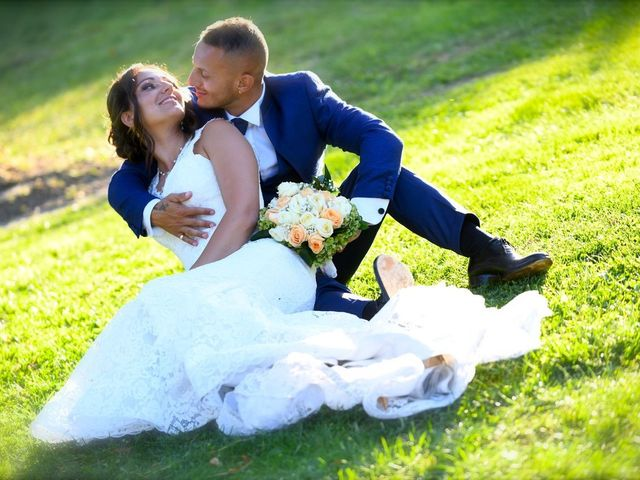 Le nozze di Ilenia e Manolo