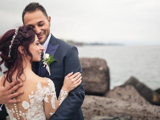 Il matrimonio di Carmen e Daniele a Mascali, Catania 5