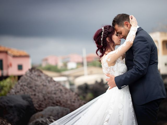 Il matrimonio di Carmen e Daniele a Mascali, Catania 6