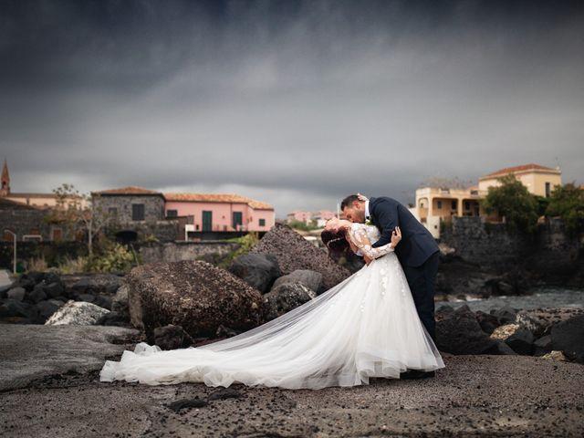 Il matrimonio di Carmen e Daniele a Mascali, Catania 7