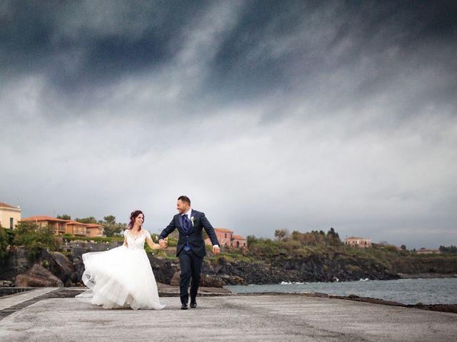 Il matrimonio di Carmen e Daniele a Mascali, Catania 8