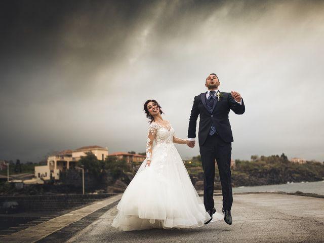 Il matrimonio di Carmen e Daniele a Mascali, Catania 10