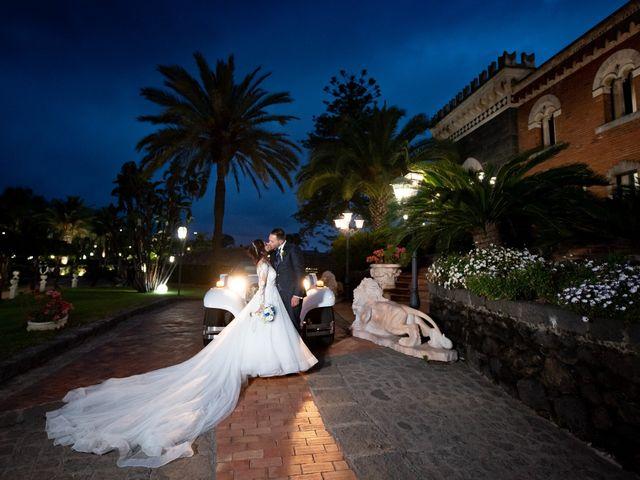 Il matrimonio di Carmen e Daniele a Mascali, Catania 11