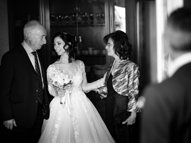 Il matrimonio di Carmen e Daniele a Mascali, Catania 30