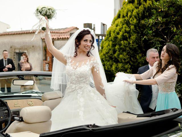 Il matrimonio di Carmen e Daniele a Mascali, Catania 32