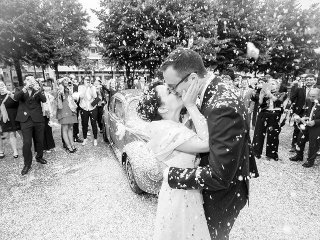 le nozze di Ilaria e Stefano