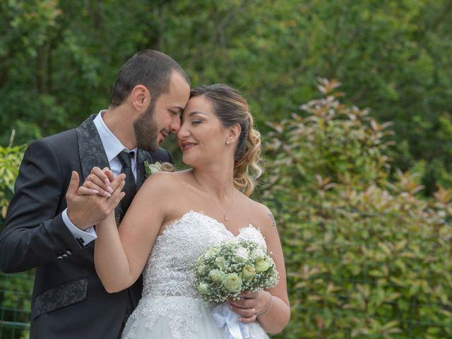 Le nozze di Angela e Enzo
