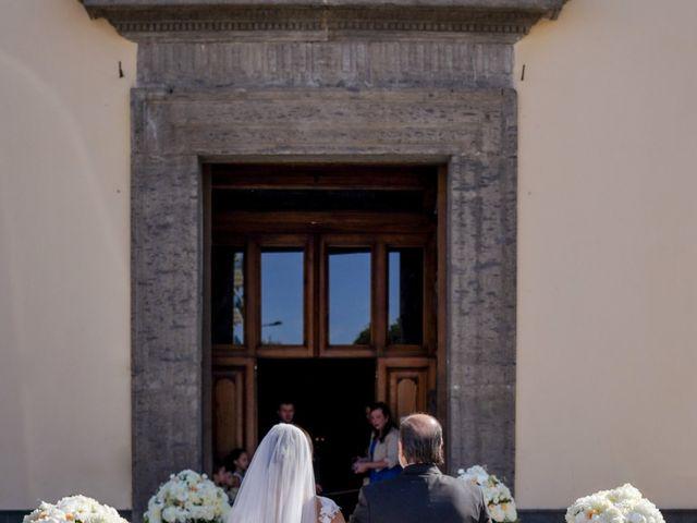 Il matrimonio di Fabio e Francesca a Napoli, Napoli 35