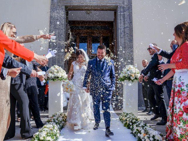 Il matrimonio di Fabio e Francesca a Napoli, Napoli 50