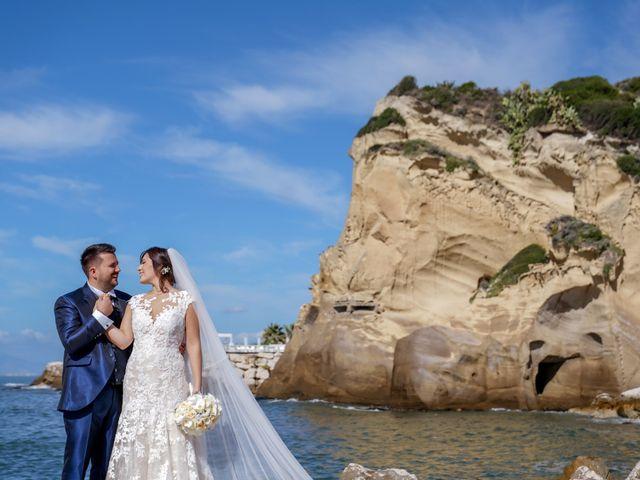 Il matrimonio di Fabio e Francesca a Napoli, Napoli 55