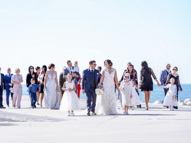 Il matrimonio di Fabio e Francesca a Napoli, Napoli 61