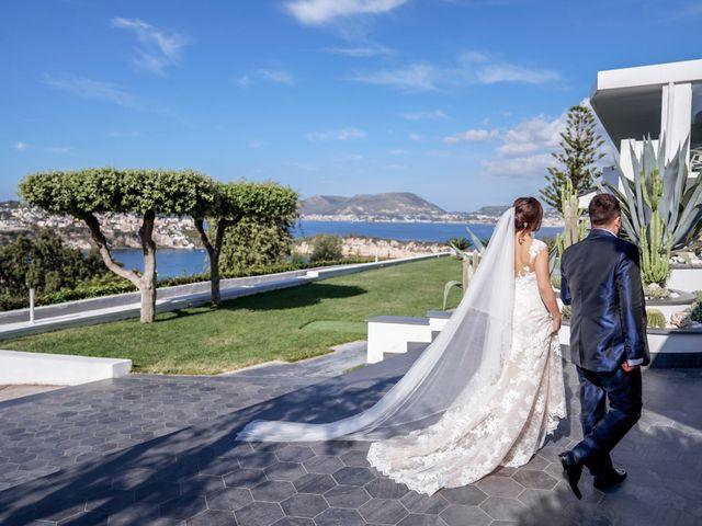 Il matrimonio di Fabio e Francesca a Napoli, Napoli 64