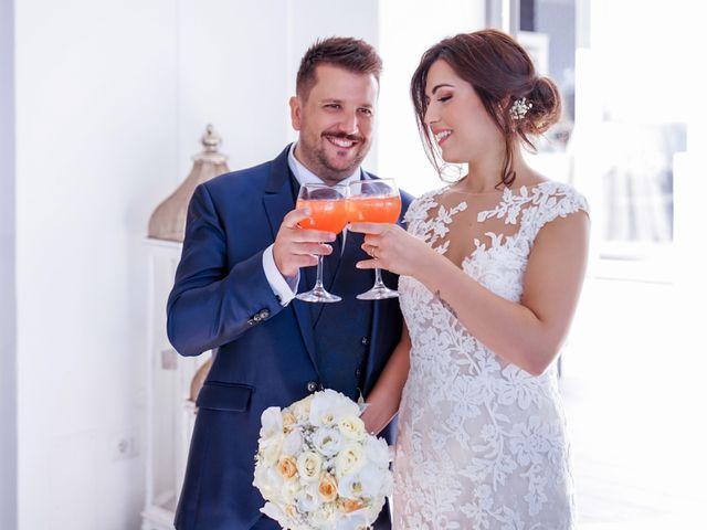 Il matrimonio di Fabio e Francesca a Napoli, Napoli 65