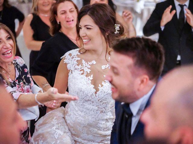 Il matrimonio di Fabio e Francesca a Napoli, Napoli 93