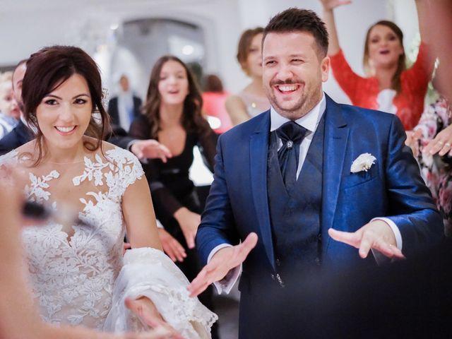 Il matrimonio di Fabio e Francesca a Napoli, Napoli 95