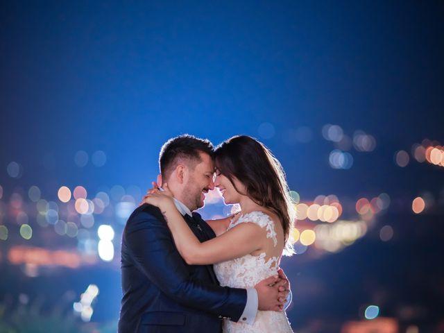 Il matrimonio di Fabio e Francesca a Napoli, Napoli 1