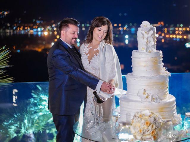 Il matrimonio di Fabio e Francesca a Napoli, Napoli 102