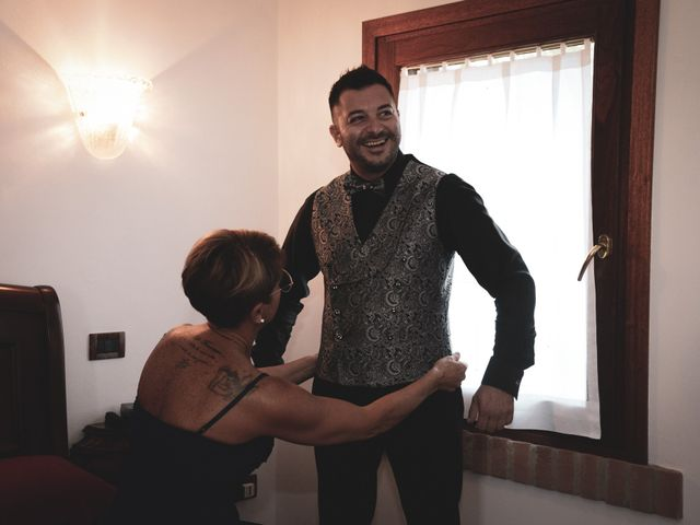 Il matrimonio di Francesco e Valentina a Adria, Rovigo 1