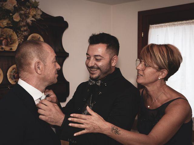 Il matrimonio di Francesco e Valentina a Adria, Rovigo 3