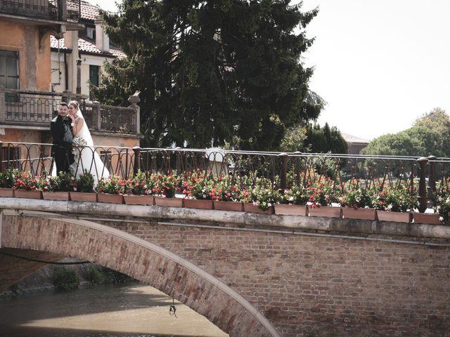 Il matrimonio di Francesco e Valentina a Adria, Rovigo 15