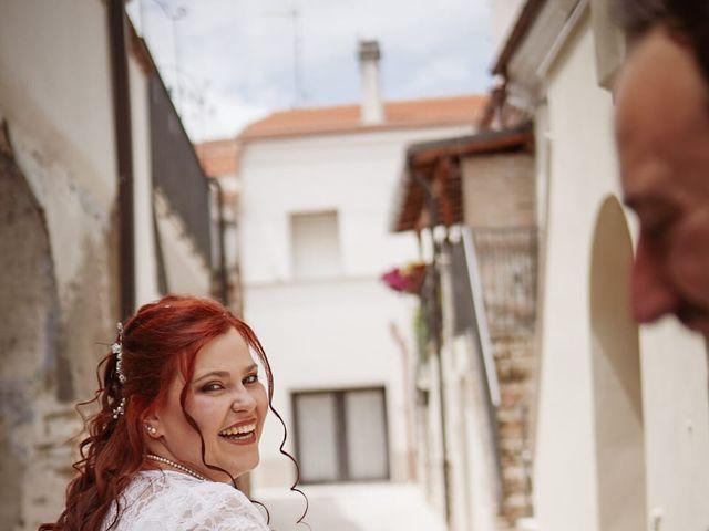 Il matrimonio di Francesco e Ileana a Portocannone, Campobasso 4