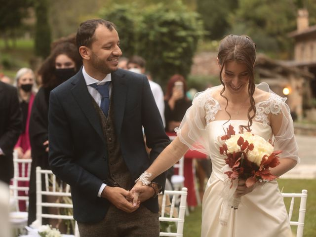 Il matrimonio di Simone e Elena a Buti, Pisa 5