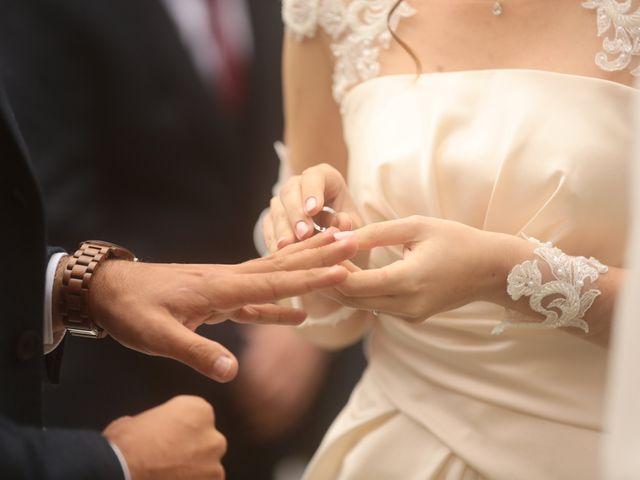 Il matrimonio di Simone e Elena a Buti, Pisa 7