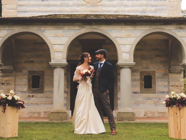 Il matrimonio di Simone e Elena a Buti, Pisa 9