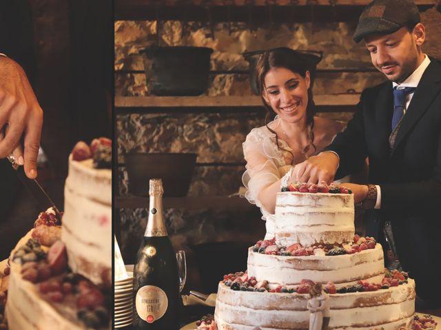 Il matrimonio di Simone e Elena a Buti, Pisa 12
