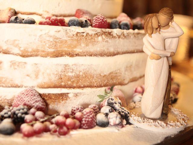 Il matrimonio di Simone e Elena a Buti, Pisa 13