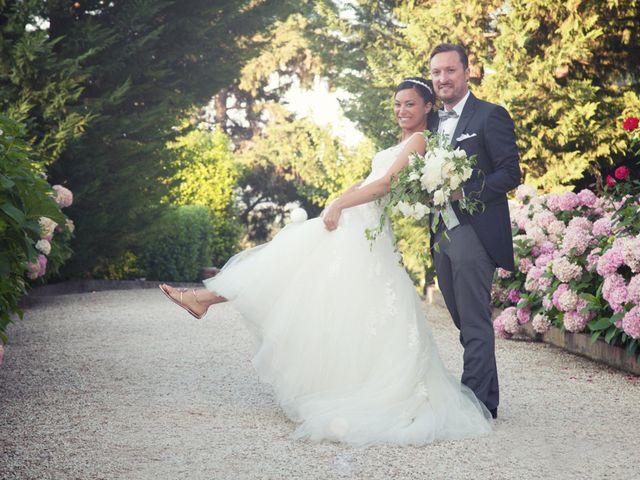 Il matrimonio di Christian e Donna a Poggio Berni, Rimini 1