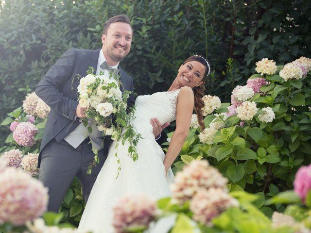 Il matrimonio di Christian e Donna a Poggio Berni, Rimini 2