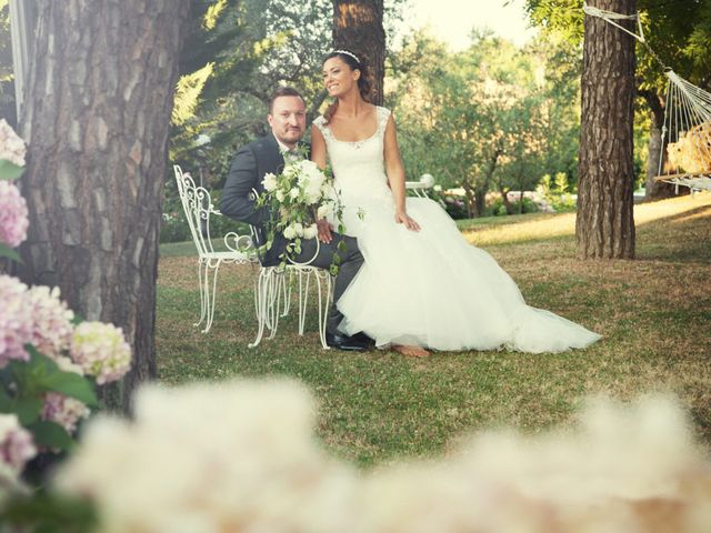 Il matrimonio di Christian e Donna a Poggio Berni, Rimini 3