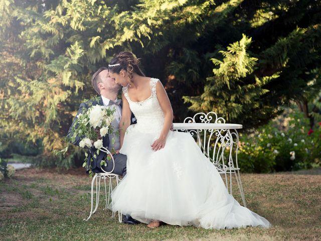 Il matrimonio di Christian e Donna a Poggio Berni, Rimini 4