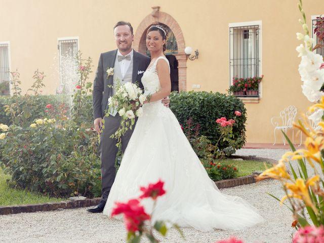 Il matrimonio di Christian e Donna a Poggio Berni, Rimini 5