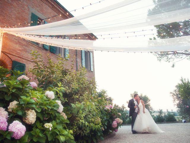 Il matrimonio di Christian e Donna a Poggio Berni, Rimini 7