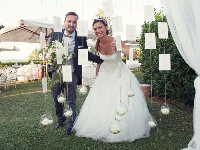 Il matrimonio di Christian e Donna a Poggio Berni, Rimini 8