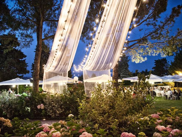 Il matrimonio di Christian e Donna a Poggio Berni, Rimini 12
