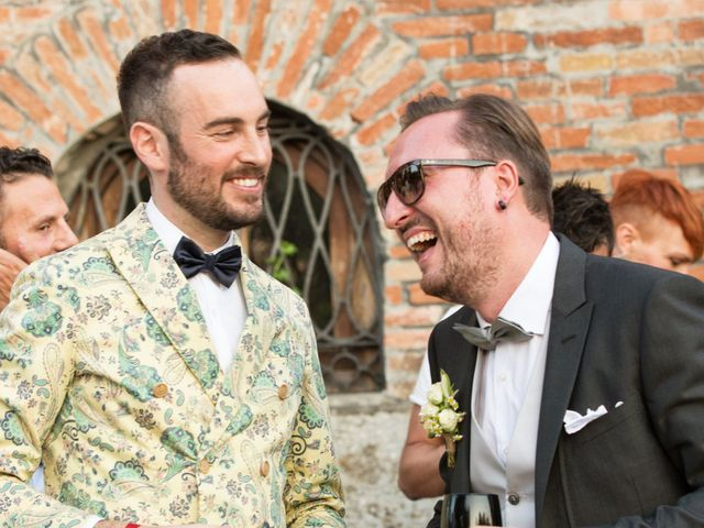 Il matrimonio di Christian e Donna a Poggio Berni, Rimini 18