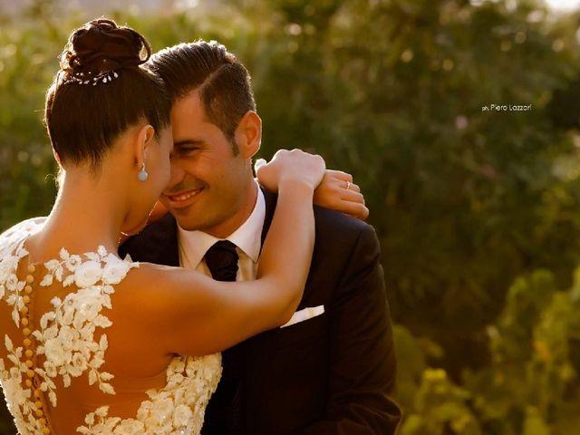 Le nozze di Mariantonietta e Antonio